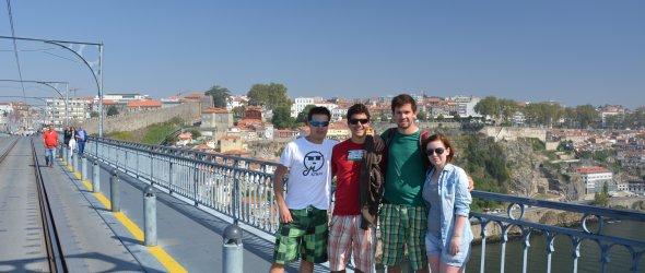 Bridge in Porto