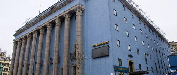 Stockholm concert house