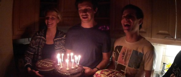Ella's birthday