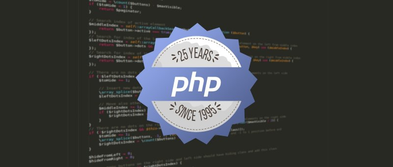 Tip na přednášku - 25 let PHP