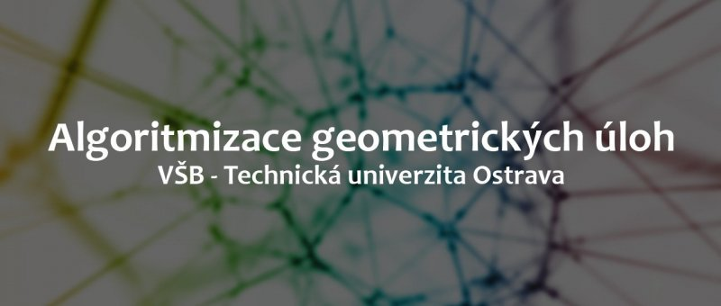 Algoritmizace geometrických úloh