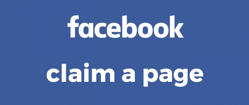 How to claim an unofficial Facebook page