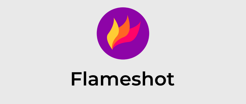 Flameshot - snímek obrazovky o level výše