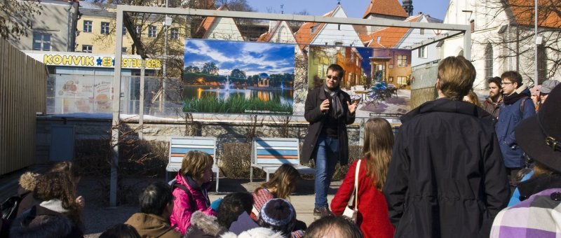 Free guided tour - Tallinn