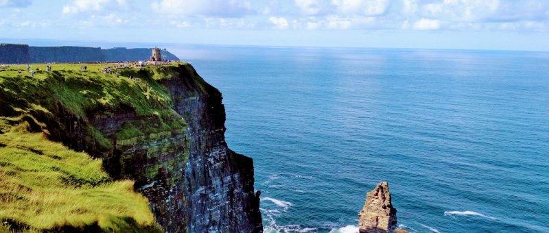 Moherské útesy nedaleko Galway