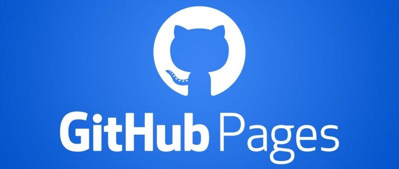 Github Pages - stránky pro tebe i tvůj projekt