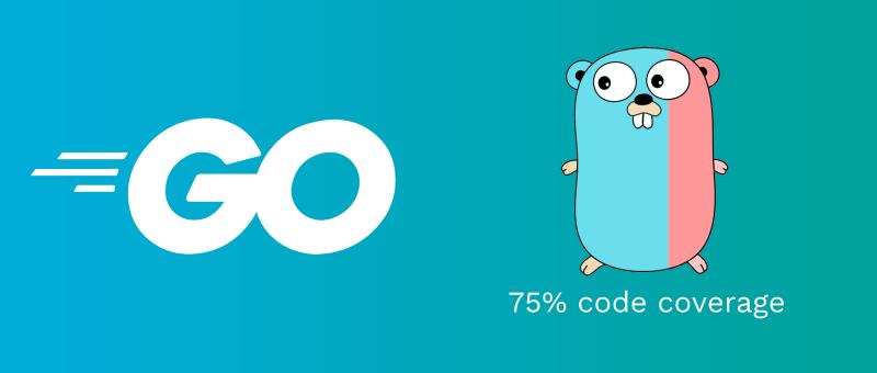 Falešně pozitivní Code coverage v Go