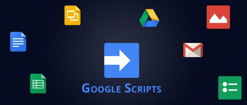 Odeslání výsledku formuláře - Google Scripts