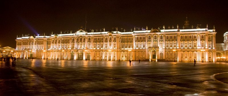 72 hours in Saint Petersburg