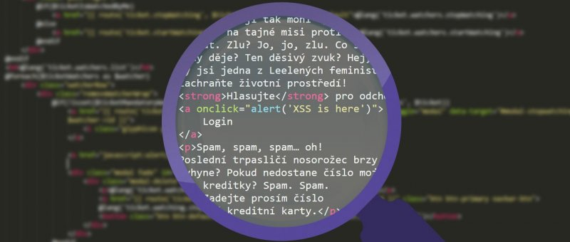 HTML Purifier - ochrana před XSS
