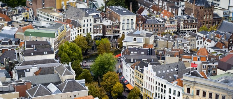 Utrecht - From Dom Tower