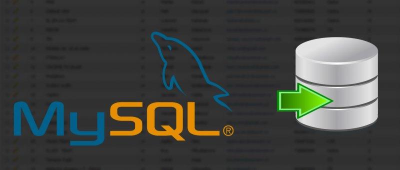 Import velkých SQL souboru