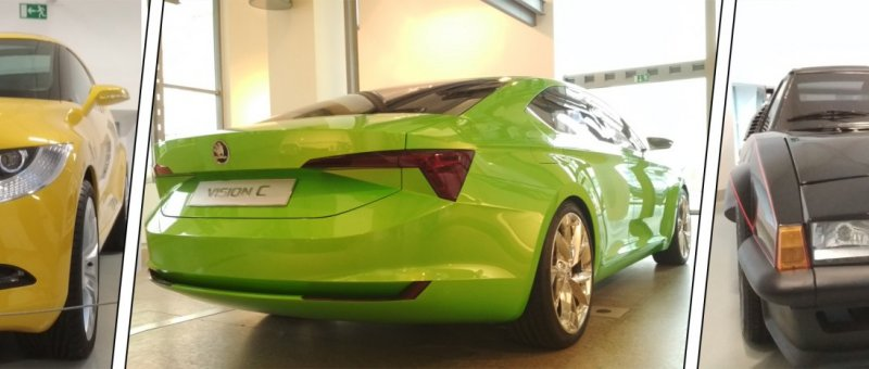 Škoda Joyster - Vision C - Ferat