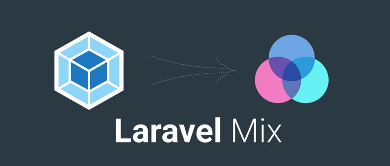 Webpack lusknutím prstu - Laravel Mix