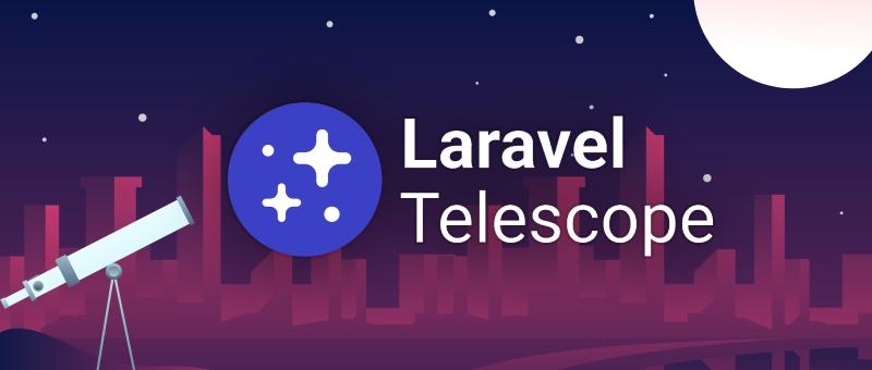 Laravel Telescope - vývojový i produkční monitoring