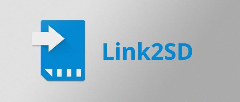 Link2SD - přesun aplikací na SD kartu