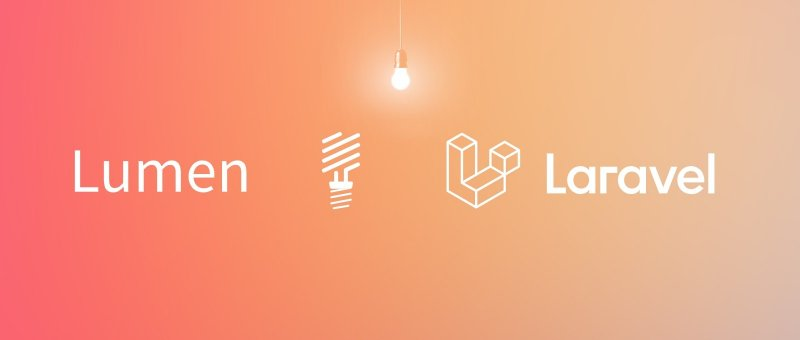 Microservice Lumen vs. Fullstack Laravel