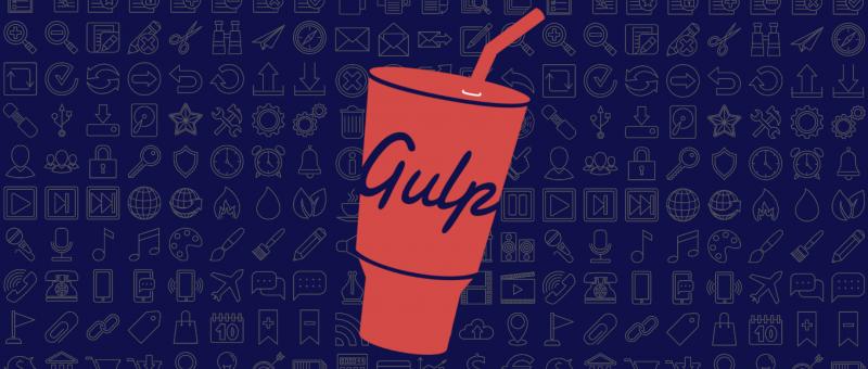Gulp a SVG ikony