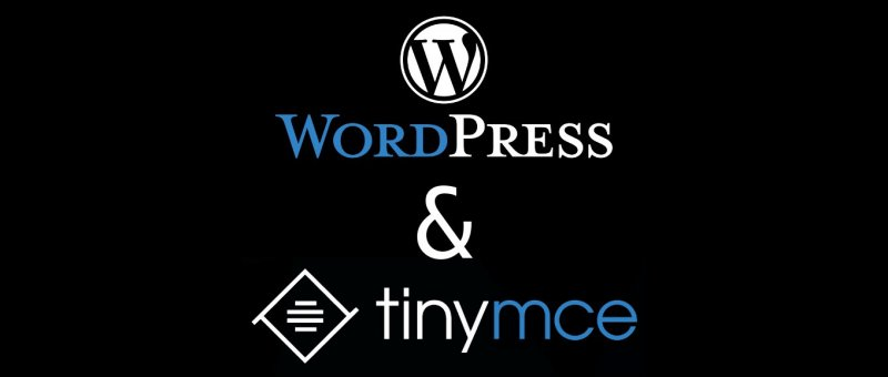 Wordpress a TinyMCE