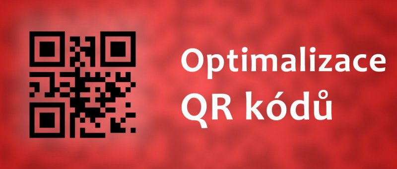 Optimalizace QR kódů