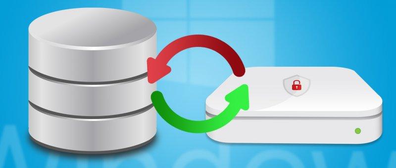 Záloha MySQL databáze 2. díl