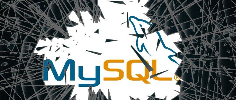 Obnova MySQL z InnoDB a MyISAM souborů