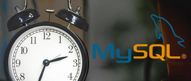 MySQL ignoruje letní a zimní čas
