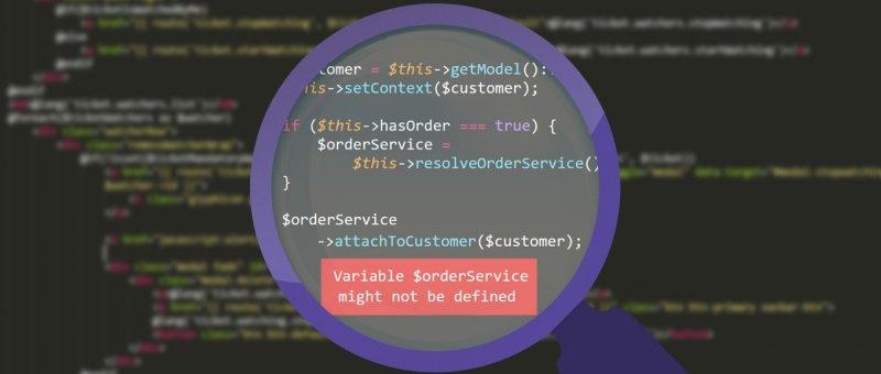 Statická analýza PHP kodu
