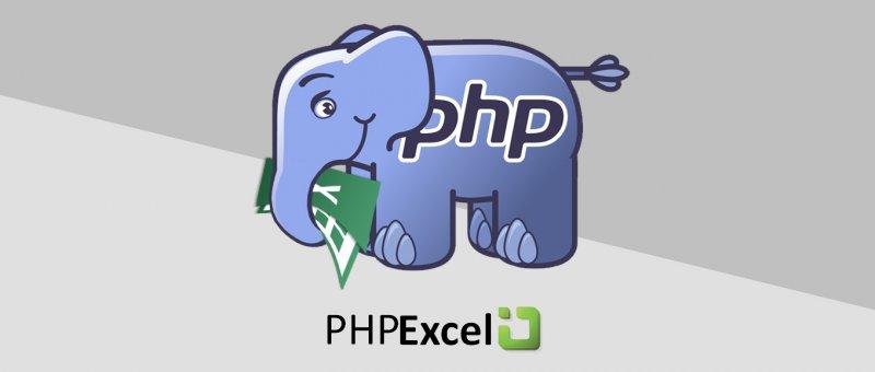 PHPExcel - generování souborů MS Excel