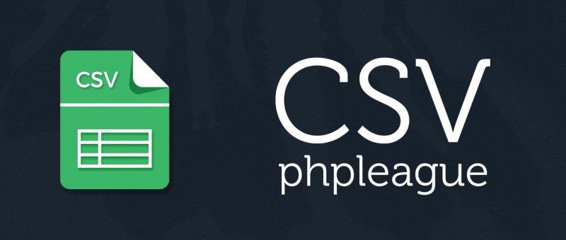 Zpracování CSV