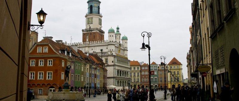 Poznan - Old square