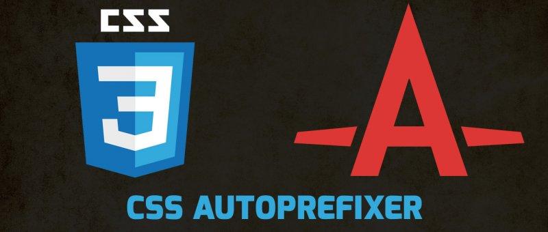 CSS autoprefixer
