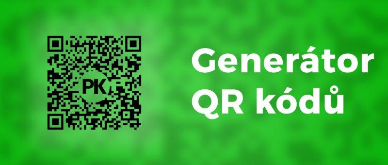 Geneátor QR kódů