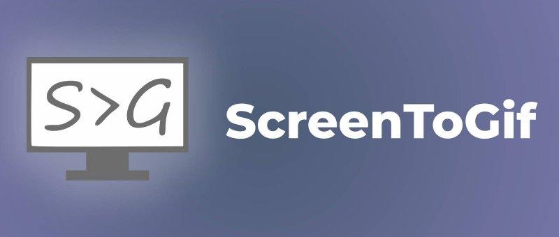 ScreenToGif - nahrávání obrazovky přímo do GIFu