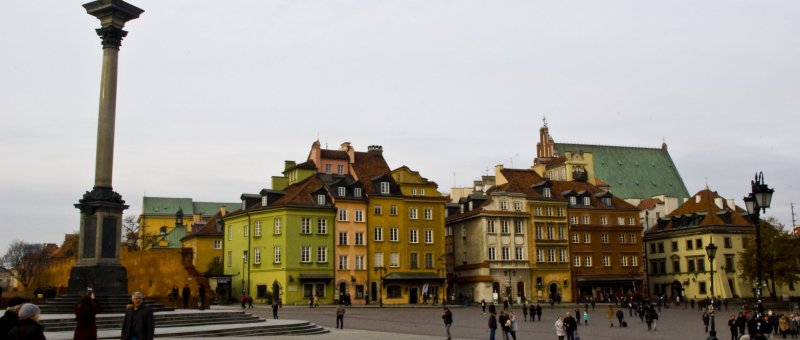 Warsawa - city center