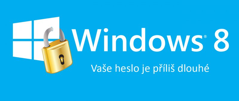 Jak jsem nezměnil heslo na Windows