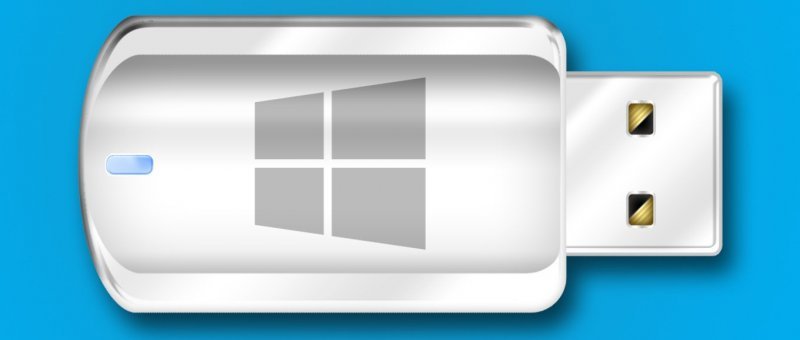 Instalace Windows z USB