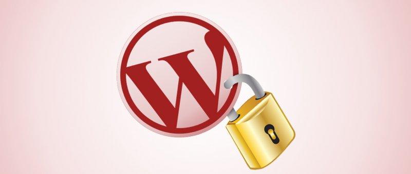 Zabezpečení WordPressu