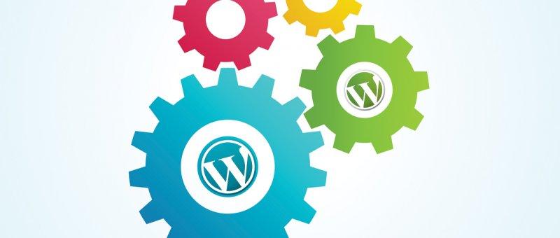 Vlastní stránka s nastavením ve WordPressu