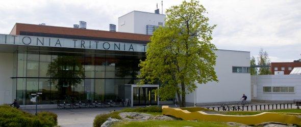 University library - Vaasa