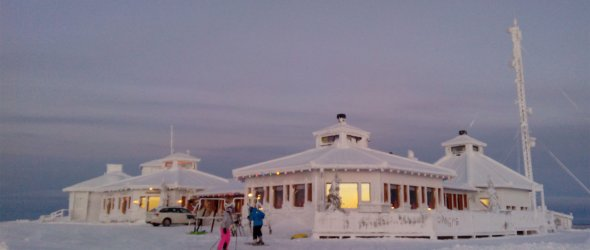Saariselkä ski resort