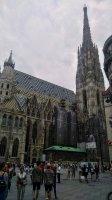 Katedrála na Stephanplatz / Cathedral on Stephanplatz